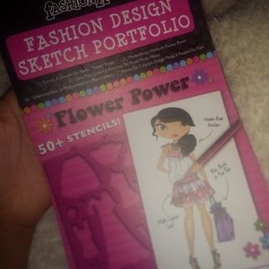 Fashion Angels Other Fashion Design Sketch Portfolio Poshmark